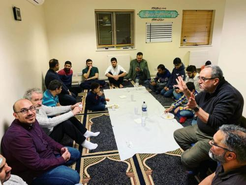 West Berkshire Muslim Centre